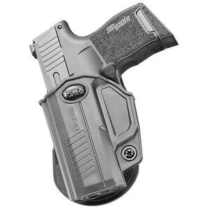 Fobus Evolution Left Handed Paddle Holster for Sig Sauer P365