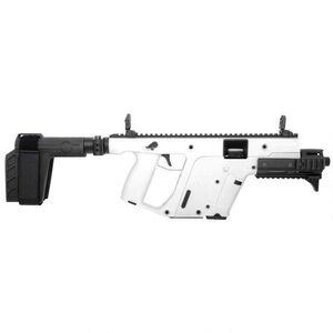 "Kriss USA Kriss Vector Gen II SDP-SB Enhanced .45 ACP Semi Auto Pistol 6.5"" Barrel 13 Rounds Pistol Stabilizing Brace Alpine White Finish"