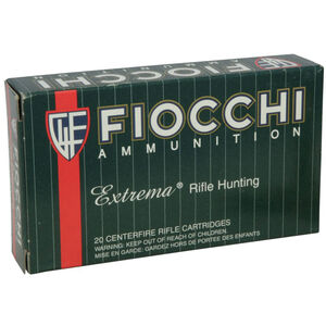 Fiocchi 7mm Magnum Ammunition 200 Rounds SCIROCCO 150 Grains