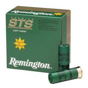 """Remington Premier STS 12 Gauge Ammunition 2-3/4"""" Shell #9 Lead Shot 1-1/8 Ounce 1145 fps"""