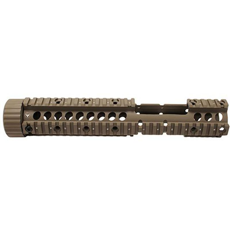 Firefield AR-15 Carbine Free Floating Quad Rail With Front
