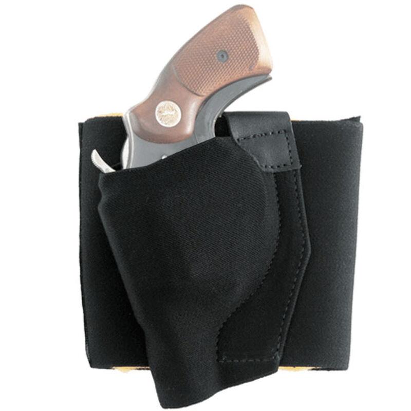 Aker Leather Comfort-Flex 2 GLOCK 26/27/33 Ankle Holster Left Black