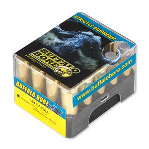 Buffalo Bore .454 Casull Ammunition 20 Rounds JFN 300 Grains 7B/20