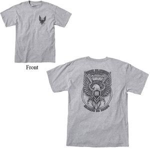5.11 Tactical Men's Eagle Rock Cotton Crew Neck T-Shirt Small Heather Grey 41195AD
