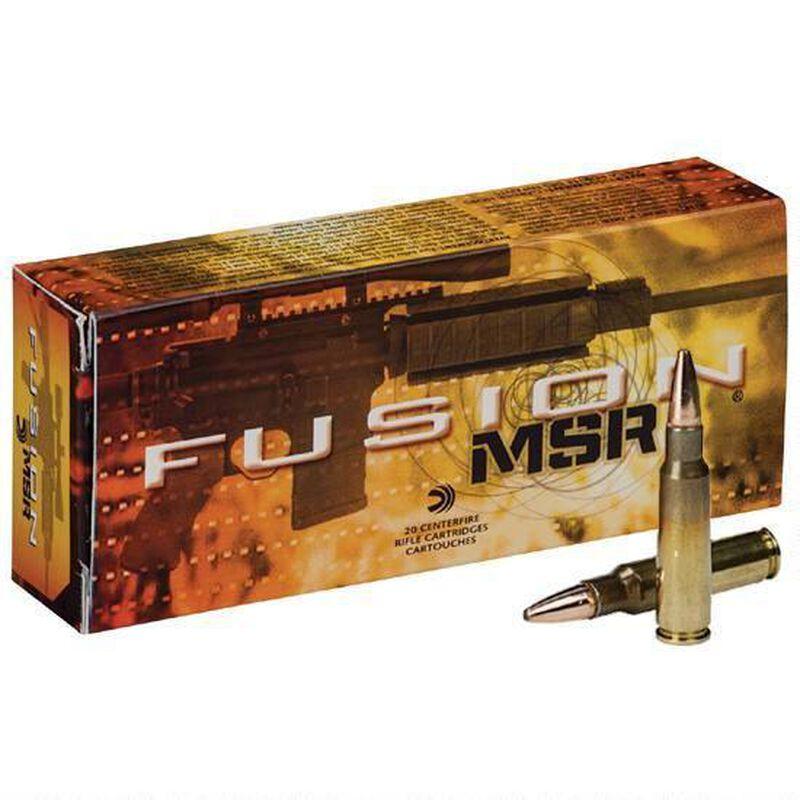Federal Fusion 6.8 SPC Ammunition 20 Rounds SPTZ BT 90 Grains F68MSR2