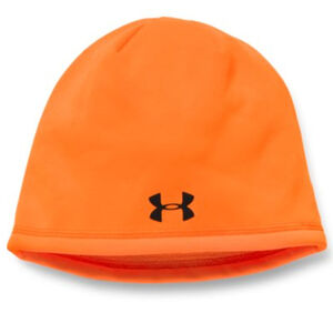 Under Armour UA Outdoor Fleece Beanie OSFA Polyester Blaze Orange