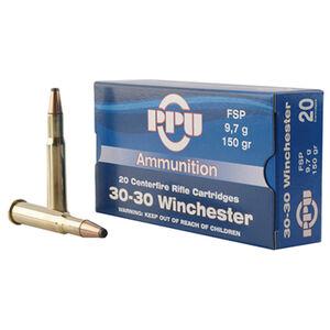 Prvi Partizan .30-30 Winchester Ammunition 20 Rounds 150 Grain FSP 2390fps