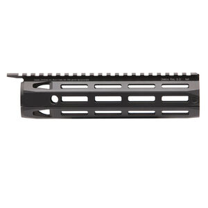 "Daniel Defense AR-15 Omega Rail 9"" Mid-Length Two Piece Drop In Free Float M-LOK Aircraft Grade Aluminum Hard Coat Anodized Matte Black"