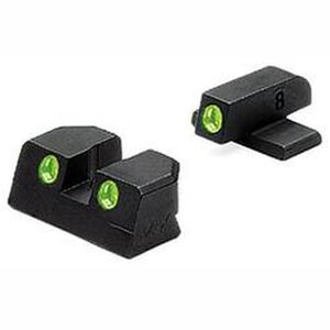 Meprolight Tru-Dot Night Sights Springfield XD(M) 45 ACP Green