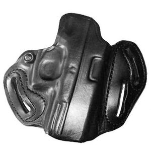DeSantis Speed Scabbard S&W M&P Shield 9mm/.40 S&W Belt Holster Right Hand Leather Black 002BAX7Z0