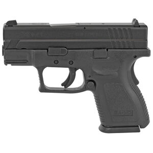"Springfield XD 3"" Sub-Compact 9mm Semi Auto Pistol 13 Rounds Black, Defender Series"