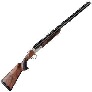 "Charles Daly Triple Crown .410 Bore Triple Barrel Break Action Shotgun 26"" Barrels 3"" Chambers 3 Rounds Extractor Walnut Stock Matte Blued"