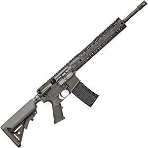 "Black Rain BRO Spec15 5.56 NATO AR15 Semi Automatic Rifle 30 Rounds 16"" Barrel M-LOK Compatible Hybrid Handguard Collapsible Stock Black"