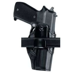 "Safariland Model 27 GLOCK 19/23 with 4"" Barrell Inside Waistband Holster Right Hand SafariLaminate Black 27-283-61"
