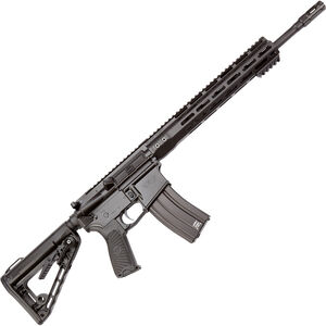 "Wilson Combat Protector Carbine .300 HAM'R AR-15 Semi Auto Rifle 16.25"" Barrel 30 Rounds Free Float M-LOK Handguard Collapsible Stock Black Finish"