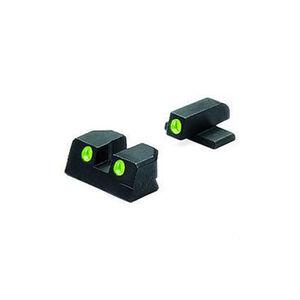 Meprolight Tru-Dot SIG Sauer Night Sight 9mm and .357 Sig Green ML10110