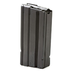 ASC AR-15 5 Round Magazine .450 Bushmaster Stainless Steel Matte Black Finish