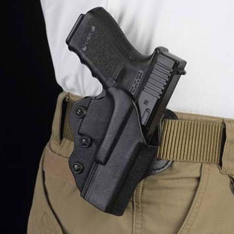 DeSantis Facilitator Belt Holster For GLOCK 19/23/32 Right Hand Kydex Matte Black 042KAB6Z0