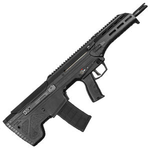 "Desert Tech MDR .223 Wylde Semi Auto Rifle 16"" Barrel 30 Round Magazine Ambidextrous Design Bull Pup Rifle Synthetic Stock Matte Black"