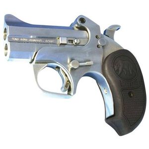 "Bond Arms Papa Bear Special Edition Derringer Handgun .45LC/.410 3"" Barrel 2 Rounds Extended Rubber Grip Satin Finish PAPA"