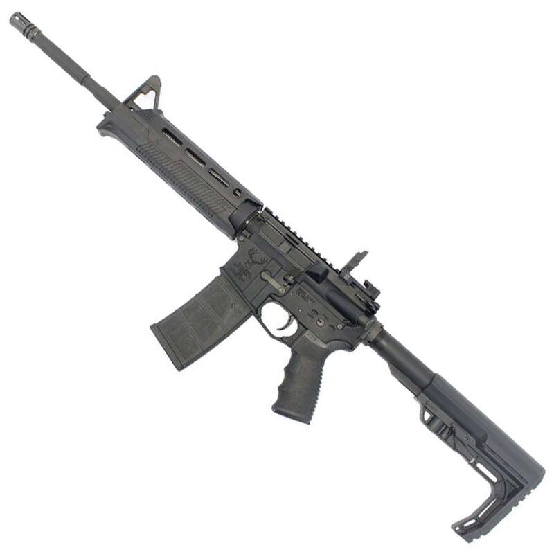 Stag Arms STAG-15 Minimalist Left Hand Semi Auto Rifle 5 56 NATO 16