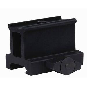 Weaver Tactical Aimpoint Micro Mount Matte Black