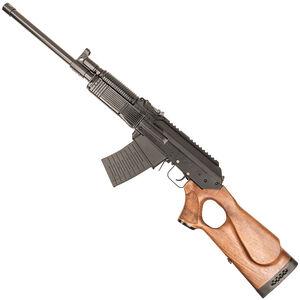 "Molot/FIME VEPR 12 Gauge Semi Auto Shotgun 5 Rounds 3' Chamber 19"" Threaded Barrel Box Magazine Wood Thumbhole Stock Black VPR-12-11"