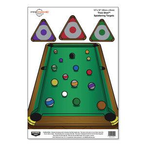 "Birchwood Casey 12x18"" Pregame Trick Shot Targets"