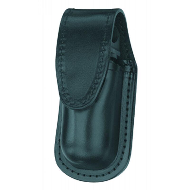Gould & Goodrich Aerosol Case Fits MK III/MK IV Hidden Snap Leather Hi-Gloss Black