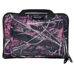 Bulldog Cases Mini Range Bag Nylon Pink Muddy Girl Camo BD915MDG