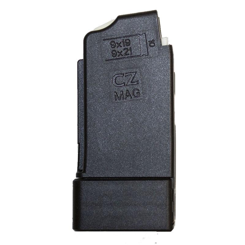 CZ-USA Scorpion 10 Round Magazine 9mm Luger Polymer Black