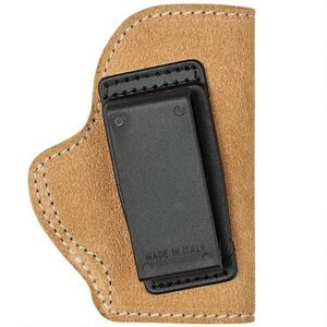 BLACKHAWK! Inside the Waistband Holster 1911 Government Left Hand Leather Tan 421808BN-L