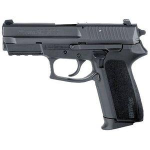 "SIG Sauer SP2022 Semi Auto Pistol .40 S&W 3.9"" Barrel 12 Round Capacity Polymer Grips Nitron Finish E2022-40-B"
