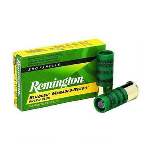 "Remington 12 Gauge Ammunition 5 Rounds 2.75"" 1.0 oz."