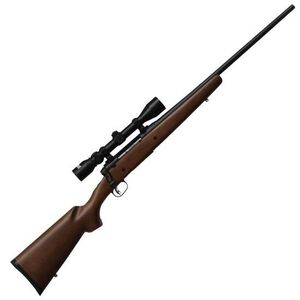 "Savage AXIS II XP Bolt Action Rifle 30-06 Spfld 22"" Barrel 4 Rounds Hardwood Stock 3-9x40 Scope"