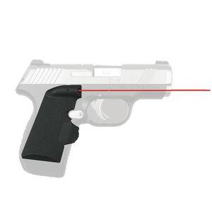 Crimson Trace LG-410 LaserGrips Red Laser Fits Kimber EVO SP Matte Black