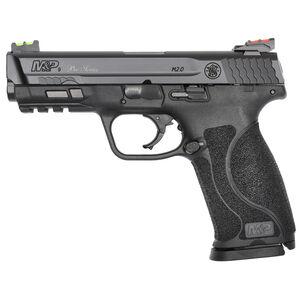 "S&W Performance Center M&P9 Pro Series M2.0 9mm Luger Semi Auto Handgun 4.25"" Barrel 17 Rounds Black"