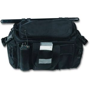 Strong Leather Company Deluxe Gear Bag Nylon Black 90700-0002