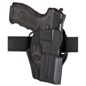 Safriland 5197 Open Top Concealment Belt Loop Holster GLOCK 19 23 STX Plain Black