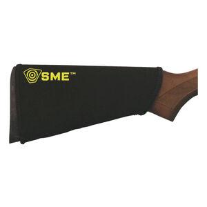 SME Rifle Stock Riser Adjustable Cheek Comb Neoprene Black