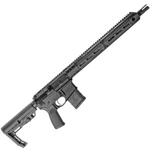 """Christensen Arms CA5Five6 AR-15 .223 Wylde Semi Auto Rifle 16"""" Barrel 30 Rounds M-LOK Free Float Hand Guard Collapsible Stock Black"""