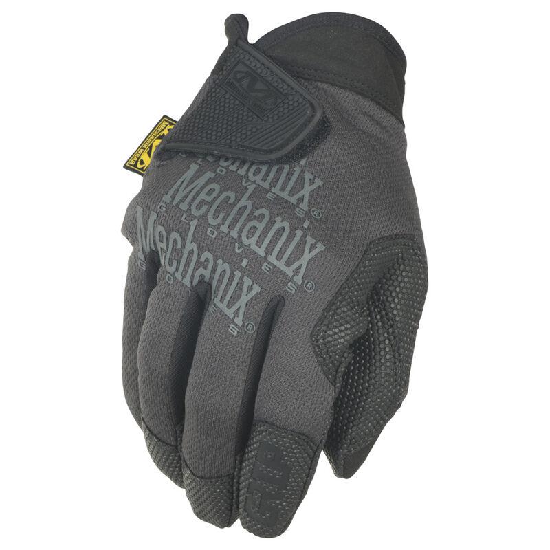 Mechanix Wear Specialty Grip Nylon Glove Black/Grey Small
