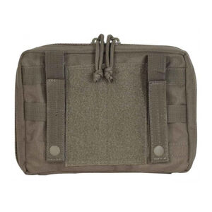 "Voodoo Tactical Sniper's Data Book Pouch 10.5""x2.5""x7.5"" Cordura Coyote"