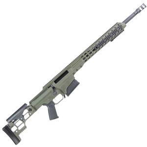 "Barrett MRAD Bolt Action Rifle .308 Winchester 22"" Fluted Barrel 10 Round Magazine Olive Drab Green Cerakote Receiver"