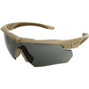 Eye Safety Systems Crossbow Glasses Tan