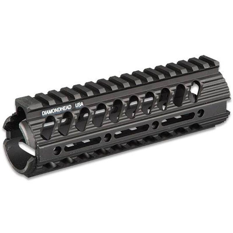 """Diamondhead VRS DI-556 AR-15 Drop In Handguard 7"""" Aluminum Black 2001"""