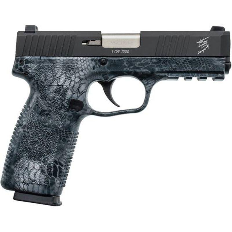 Kahr Arms TIG Series ST9 Semi Auto Handgun 9mm Luger 4