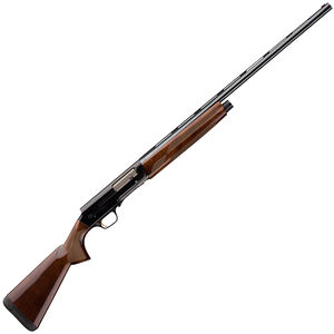 "Browning A5 Sweet Sixteen 16 Gauge Semi Auto Shotgun 28"" Vent Rib Barrel 4 Rounds 2-3/4"" Chamber Walnut Stock Black Finish"