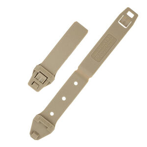 Maxpedition TacTie PJC3 Polymer Joining Clips Tan Pack of 6