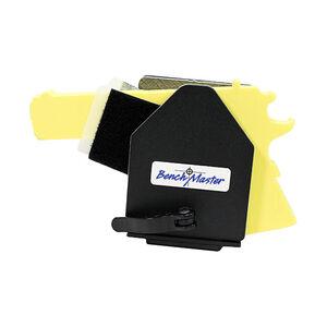 Bench Master Ready Rack Single Pistol Rack Mini Velcro/Magnet Mount
